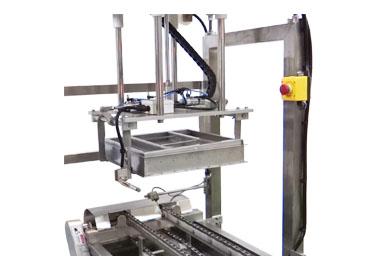 Auto. Stacking Tofu Mold Machine - Auto. Stacking Machine