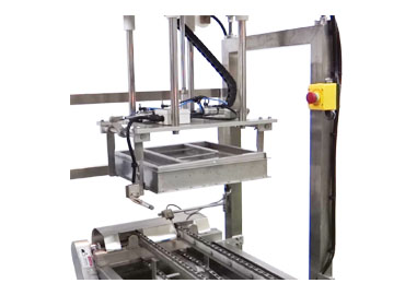 Bil.  Stacking Tofu Mold Machine - Bil.  Staplingsmaskin