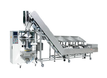 Sprouts Packaging Machine - Sprouts Packaging Machine