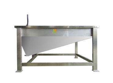 Equipo de succión de soja seca - Tanque de soja seca