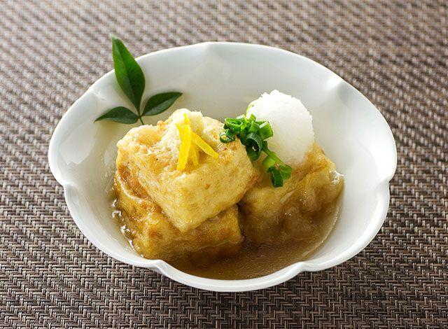 Vyprážané tofu