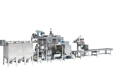 Japanese Silken Tofu Production Line - Japanese Silken Tofu Production Line