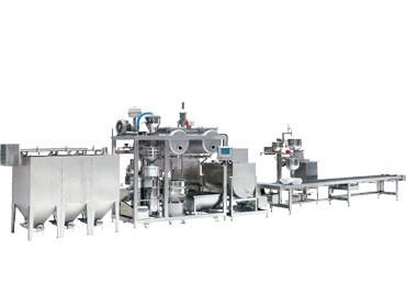Japanese Silken Tofu Production Line