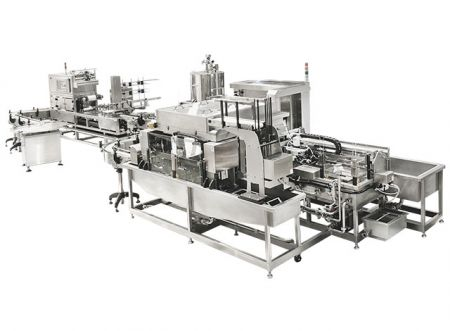 Automatic Tofu Cutting Machine