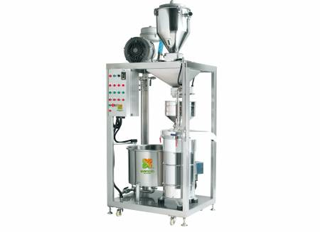 Grinding & Okara Separating & Cooking Machine