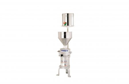 Soybean Rice Grinding Machine - Soybean rice grinder(FE-05) was applicable for family festivals and small vendors (in the markets). Its production capacity is about 20 - 50 Kgs / per hour.
