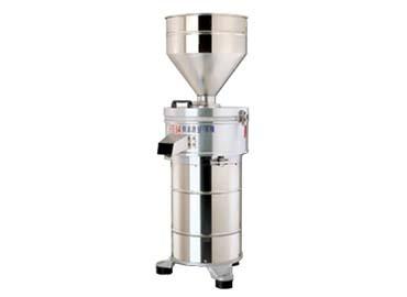 Máquina de molienda de arroz de soja - El molinillo de arroz de soja (FE-14) se aplicó para cadenas de tiendas de tofu, cadenas de tiendas de leche de soja, cadenas de supermercados, cadenas de cocinas centrales de restaurantes. Su capacidad de producción es de unos 400 - 600 Kgs / hora.