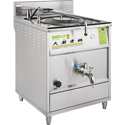 soy milk Boiling Pan Machine