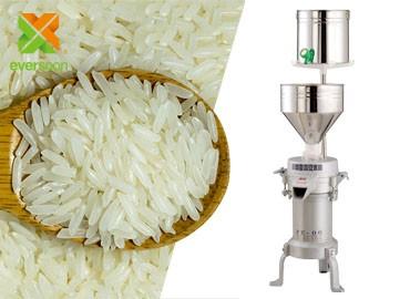 Molinillo de arroz húmedo instantáneo - El molinillo de arroz instantáneo húmedo (FE-06) era adecuado para el trabajo de molienda de chile, ajo, nuez moscada, jengibre, nuez moscada y otras especias.