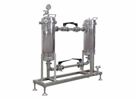 Máquina de doble filtro de leche de soja - Máquina de doble filtro de leche de soja