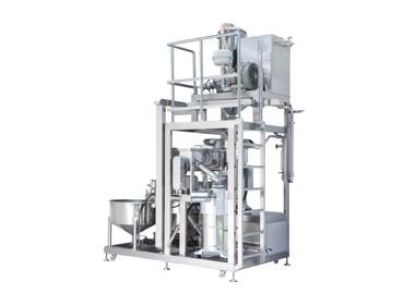 Máquina de cocción y separación de molienda y Okara - Molienda de soja y máquina de separación y cocción Okara