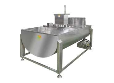 Horizontal soy milk Storage Tank