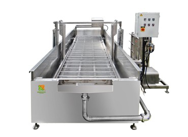 Auto. Tofu Cooling Conveyor Machine