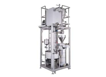 Grinding & Okara Separating Machine - Automatic Soybean Grinding And Okara Separating Machine