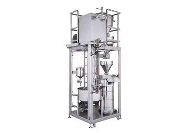 Máquina separadora de molienda y Okara - Molienda automática de soja y máquina separadora de Okara