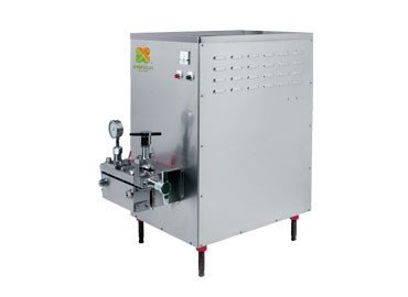 High Pressure soy milk Homogenizer