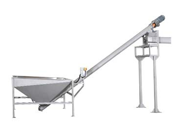 Máquina de transferencia de soja de tornillo - Máquina de transporte de soja de tornillo, Máquina de transporte de soja de tornillo