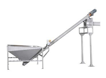 Screw Soybean Transferring Machine - Screw Soybean Delivery Machine, Screw Soybean Transport Machine