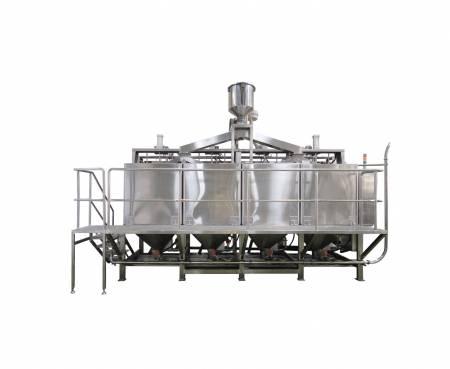 洗豆浸豆機 - 洗豆浸豆機