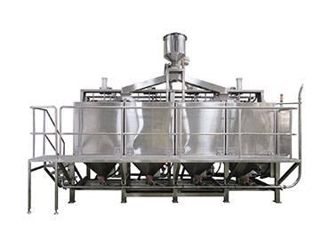 Lavadora y remojo de soja - Máquina automática de remojo y lavado de soja, Máquina de limpieza de soja