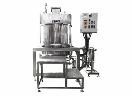 Auto.  Sojamilch Mixing & Seasoning Machine
