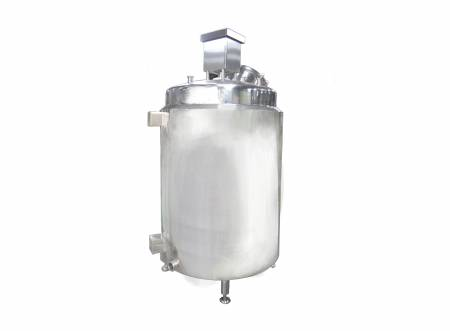 Vertical Soy Milk Storage Tank