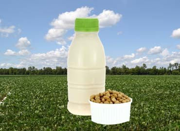 Соево мляко