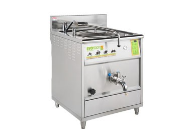 Soy Milk Cooking Machine - Automatic Chef Boiling Pan, Soy Beverages Cooking Machine