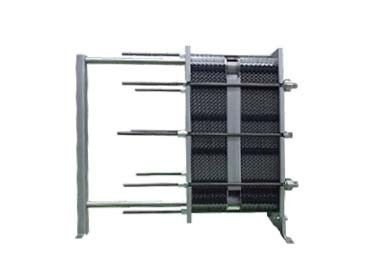 Plate Cool Exchanger Machine - Soy Milk Plate Cool Exchanger Machine, Milk Chillers, Heat Exchanger