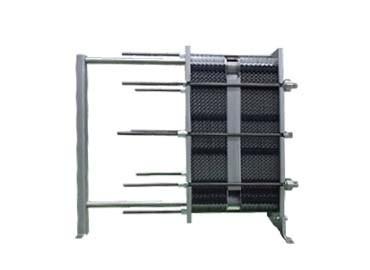 Máquina intercambiadora de calor de placas - Máquina de intercambiador de calor de placas de leche de soja, intercambiador de calor de placas