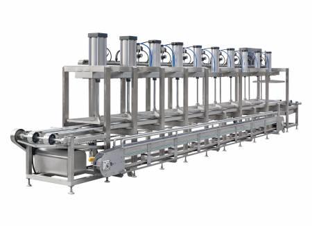 豆腐制御水圧表 - 豆腐制御水圧表