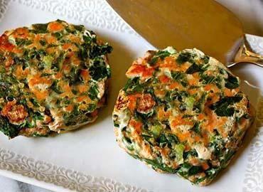 Зеленчуков тофу