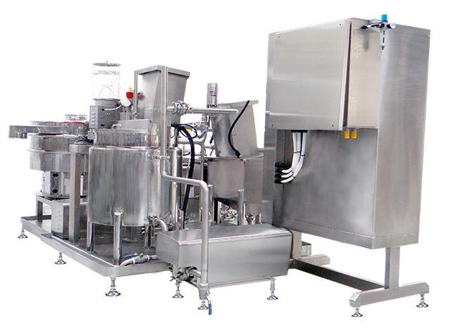 Оборудване за коагулация на соево мляко - Машина за разбъркване и коагулация на соево мляко