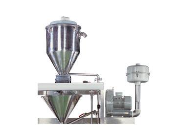 Equipo de succión de soja húmeda - Máquina de succión de soja