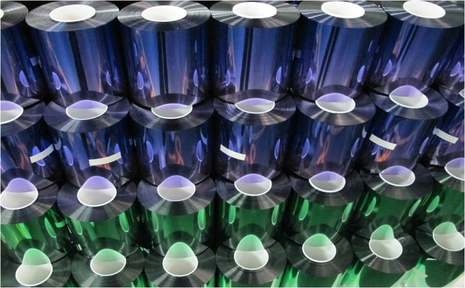 Двухцветная оконная пленка градацией SD804-5M - Градация солнцезащитной пленки SD804-5M