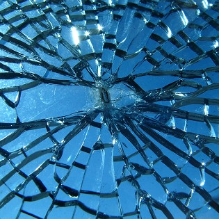 Safety and Shatter protection glass film