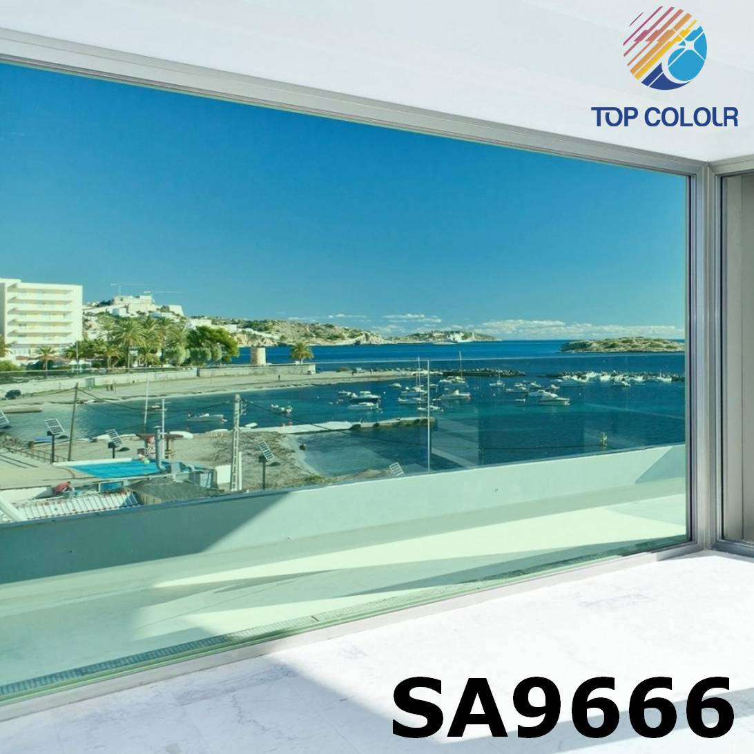 Nano Ceramic IR Window Film SA9666 - SA9666 Nano Ceramic IR film