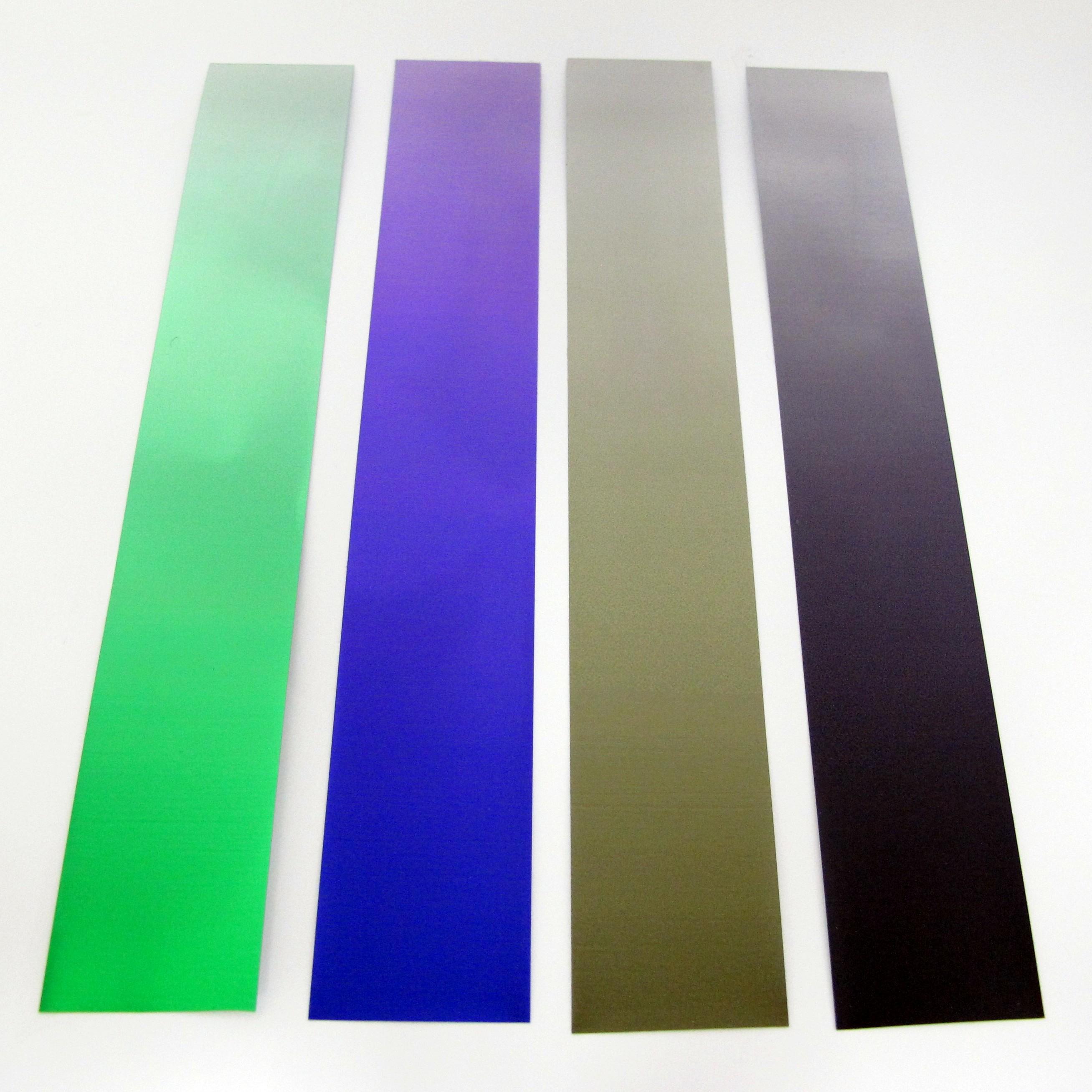 оконная пленка Top Tint Gradeation S705-1M - Градация солнцезащитной пленки S705-1M