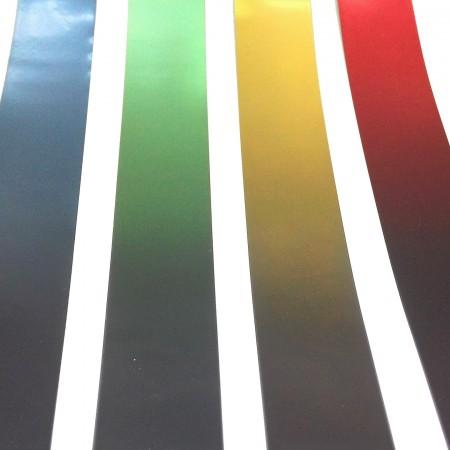 Пленка с градацией оттенков - Солнцезащитная полоса с верхней градацией оттенков оконная пленка