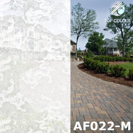 Decorative window film AF022-M - Decorative window film AF022-M