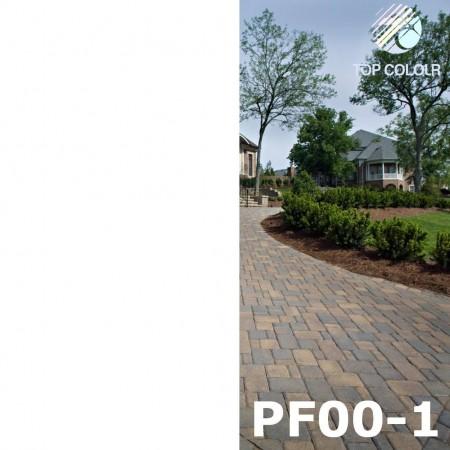 Kaca film dekoratif PF00-1 - Kaca film dekoratif PF00-1