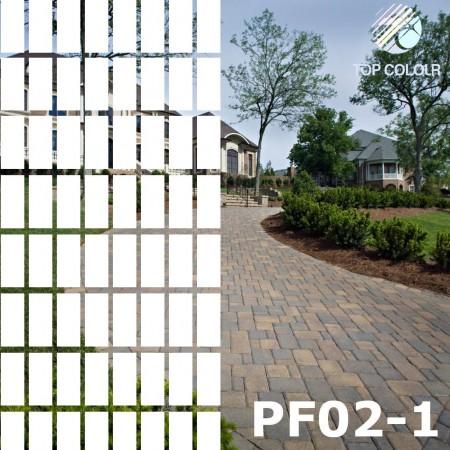 Декоративные      оконная пленка PF02-1 - Декоративные      оконная пленка PF02-1