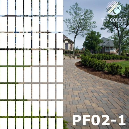 Decorative window film PF02-1