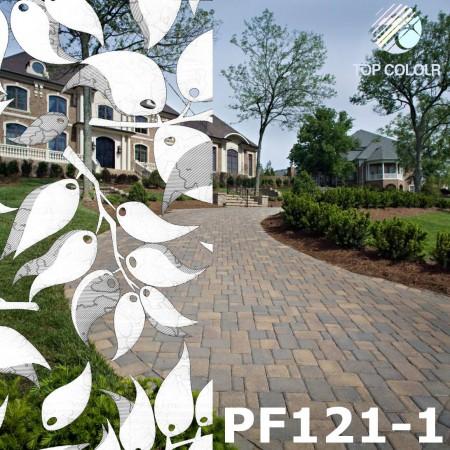 Decorative window film PF121-1 - Decorative window film PF121-1