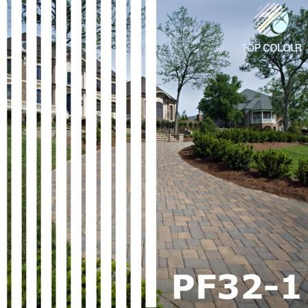 Kaca film dekoratif PF32-1 - Kaca film dekoratif PF32-1