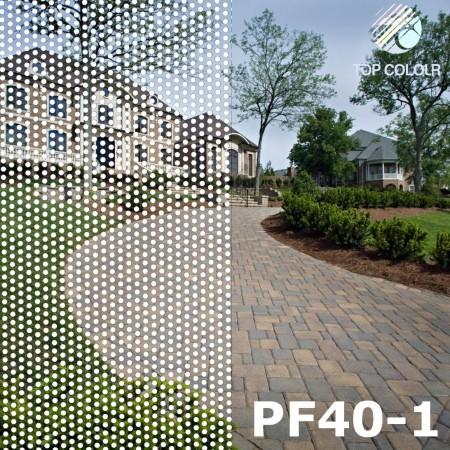 Decorative window film PF40-1 - Decorative window film PF40-1