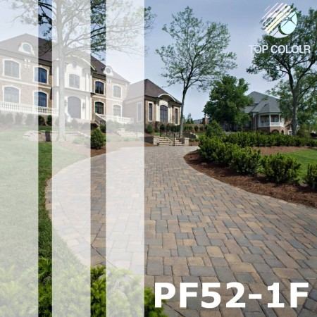 Kaca film dekoratif PF52-1F - Kaca film dekoratif PF52-1F