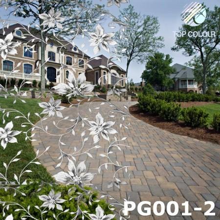 Decorative window film SRCPG001-2 - Decorative window film SRCPG001-2