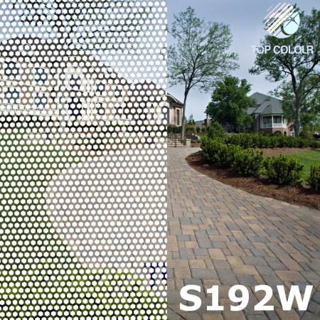 Decorative Window Film S192W - Decorative window film S192W
