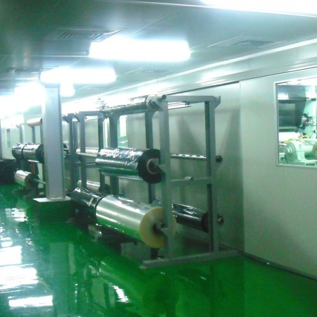 Quality controlled manufacture environment
